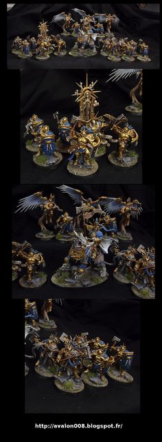 stormlord's army, age of sigmar