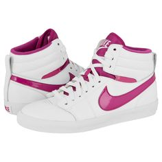 Nike Hally Hoop Sneakers White/Rave Pink