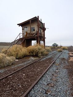 Old iron mine RR scale  Southern Utah