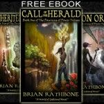 Q With Author Brian Rathbone; 8 Questions.