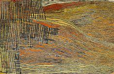Walangkura Napanangka / Kutungka Napanangka at Papunya  200 x 255 cm