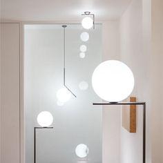 IC LIGHTS FLOOR LAMP Designed by Michael Anastassiades