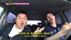 "10 Times ""Iron Man"" Lee Dong Wook softened our hearts10. Okay, one more from Roommate: When Jo Se Ho convinced him to film a lip sync to ""Love Is An Open Door"" from Frozen:"