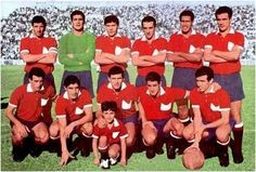 Independiente , Nacional 1967