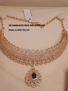 Necklaces – Page 17 – Finest Jewelry Gold Wedding Jewelry, Bridal Jewelry Sets, Gold Jewelry, Bridal Jewellery, Tanishq Jewellery, Jewelery, Chain Jewelry, Jewelry Stand, Fine Jewelry