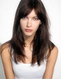47 Besten Hair Bilder Auf Pinterest Short Bangs Short Fringe Und