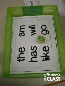 Hands-on literacy centers for young learners& word work activities perfect for Kindergarten!