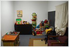play therapy rooms | Playful Healing Center - Play Therapy