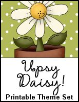 upsy daisy printable set this site has a whole page of tea bag sayings