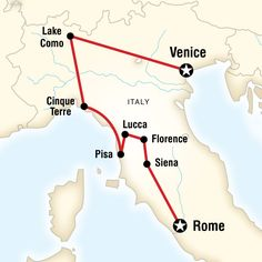 Ultimate Italy - 2 week adventure exploring the best of the best!