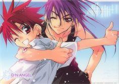 Tags: Anime, D.N.Angel, Dark Mousy, Niwa Daisuke