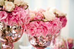 {Wedding Trends} : Mercury Glass by Belle The Magazine