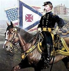 Medal of Honor Recipient Joshua Chamberlain. Hero of Gettysburg who was honored to be chosen to accept the Confederate surrender at Appomattox.