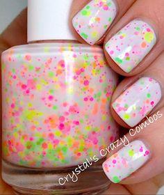 I LOVE this nail polish!