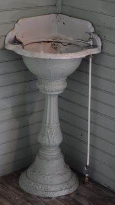 Quot Pre Sanitary Era Quot Bathroom From My 1923 Foursquare