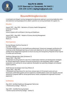 Best resume writing services 2014 nursing