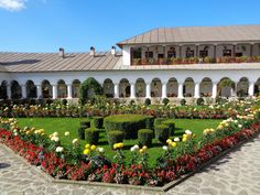 Manastirea Aninioasa Dolores Park, Mansions, Architecture, House Styles, Travel, Home Decor, Mansion Houses, Arquitetura, Viajes