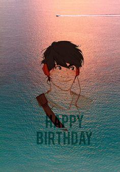 A whole lota fandoms and a whole lota fun: tartarhus:   Happy 22nd birthday, Percy Jackson!...