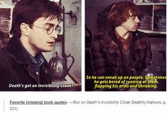11 Missing Lines That Should Have Been In The Harry Potter Movies