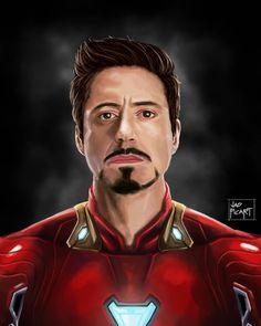 Heroes Strong in Marvels - Animax Marvel Marvel Comics, Heros Comics, Marvel Heroes, Marvel Avengers, Iron Man Fan Art, Thor, Iron Man Tony Stark, Anthony Stark, Univers Marvel