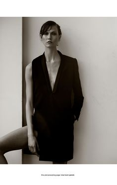nice Muse Magazine # 33 | Editorial Moda Primavera 2013 | Karlie Kloss por Mariano Vivanco