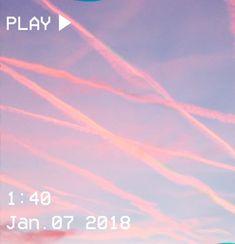 M O O N V E I N S  #pastel #clouds