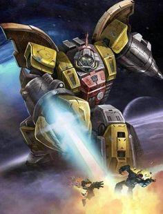 One of my favorites!!!! Omega supreme