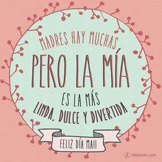 Frases para el Día de la Madre #madres