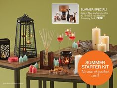 COME and Party with me Behind-the-scenes there is always a way to get your PartyLite products for free Give me a call 719-505-3787 or order online http://www.partylite.biz/sites/bwiest/ JOIN MY PARTYLITE TEAM!