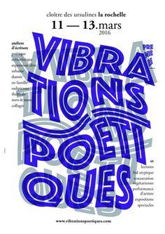 Affiche, design graphique, Flore Kunst, typo