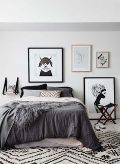cool 45 Scandinavian bedroom ideas that are modern and stylish by http://www.besthomedecorpics.us/bedroom-ideas/45-scandinavian-bedroom-ideas-that-are-modern-and-stylish-2/