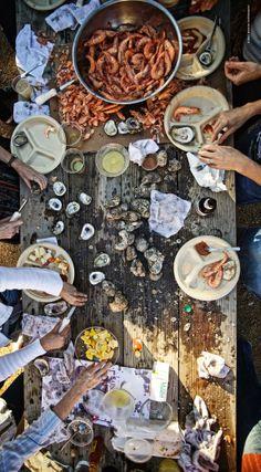 JODY HORTON | OYSTER TABLE