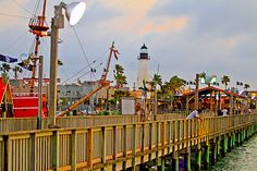 Pirates Landing South Padre Island Texas