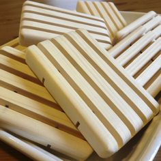 Handmade Pine Soap Dish
