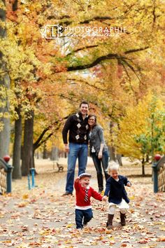 I want to do fall family pictures again, but I just don't know if I can handle us doing them ourselves again this year, there was so much crying and frustration last year for a couple good pictures!
