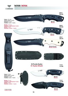 KNIVES GREEN BERET II - Cudeman