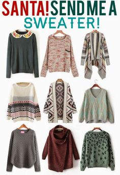 Sweaters under $30 | The Pretty Life Girls