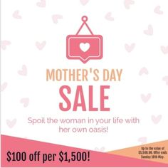 Perfect time for a unique Mother's Day Gift for that special someone in your life. Treat her to her very own oasis and save $100 on every $1,500 quoted. Possibilities are endless, outdoor space, firepit, her own little nook, garden or more. Let us help you design your perfect gift today. Conditions apply.  #goldcoastlandscaping #goldcoastlife #goldcoast #goldcoastdiscounts Unique Mothers Day Gifts, Gold Coast, Your Life, Nook, Oasis, Your Design, The 100, Conditioner, How To Apply