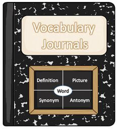 Primary Graffiti: Throwback Thursday: Journal Freebies.  There are journals for Science, Reading, Vocabulary, Writing, and Math.  You will also find a book activity for The Boy Who Loved Vocabulary.  Enjoy!