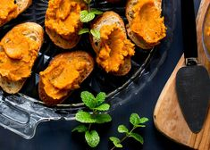 NYT Cooking: Winter Squash and Walnut Spread