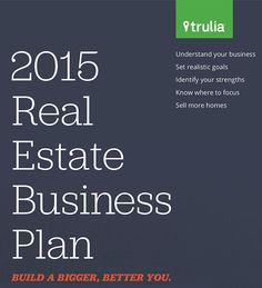 Real Estate Business Plan for Agents | Trulia