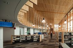 Melton Library by FJMT Architects