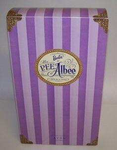 Avon Mrs P.F.E.Albee Caucasian Barbie Doll First Series Mattel 1997 NIB  #Barbie #Dolls