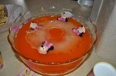 Make Ice ring minnine mouse head