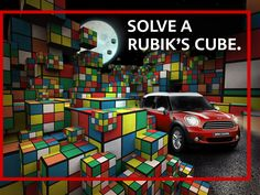 NOT NORMAL Resolution #3: Solve a Rubik's Cube.