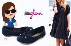 ¿Qué les parece este #outfit para la #primavera? Los conjuntos casuales son mis favoritos   #mujeres #calzado #Lunaglam