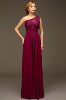 bridesmaid dresses Fuschia - B2545
