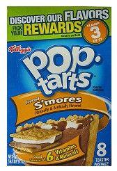 Kellogs Pop-Tarts S'mores