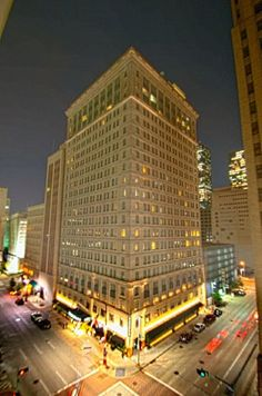 The Magnolia Hotel - boutique hotel in downtown Houston, Texas offers accommodations for leisure travel and extended stay guests, as well as space for meetings, wedding receptions, conferences, and special events. Fun fact - It was the tallest building in Houston from 1926 to 1927.