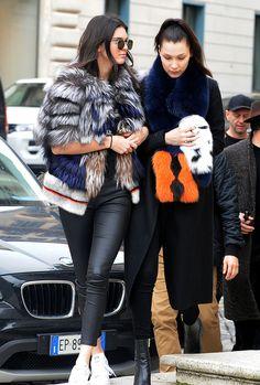 Kendall Nicole Jenner Fashion Style : Photo